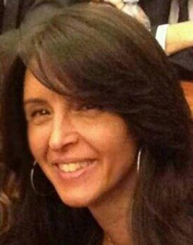 La coordinatrice provinciale   di Forza Italia Lorena Polidori