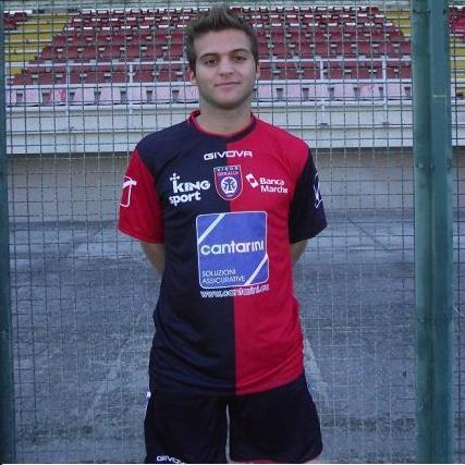 Luca Morganti, nuovo acquisto del Tolentino