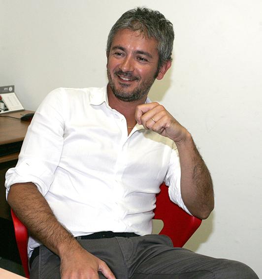 Nicola Perfetti, 37 anni, da un anno e mezzo è entrato nel Pd