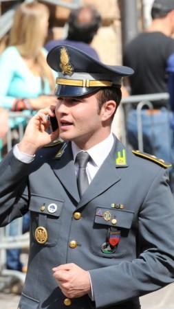 Il tenente Salvatore Della Corte