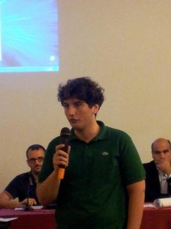 Tommaso Gaballo, consigliere comunale del Pd