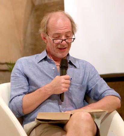 Il critico Enrico Girardi
