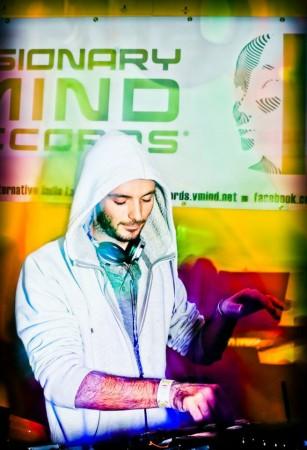 dj at visionary mind records