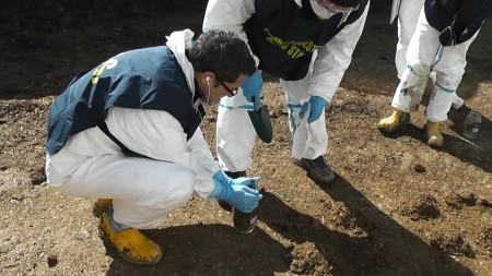 Controlli nelle centrali biogas nell'ambito dell'inchiesta marchigiana