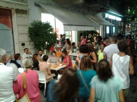La notte di shopping a Civitanova