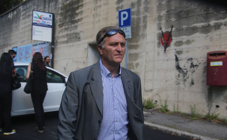 Maurizio Iannone della Pg di Macerata
