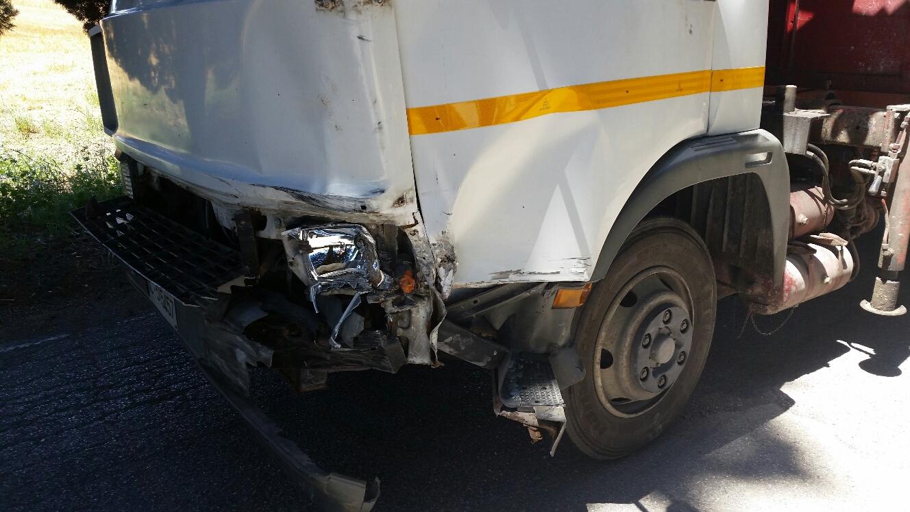 Il furgone Iveco