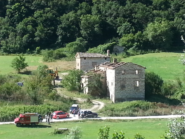 Valle dei grilli, è qui che Giuseppe Farina sostiene che fu ucciso Pietro Sarchiè