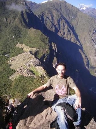 In Perù (Machu Micchu)