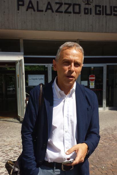 L'avvocato Mauro Gionni