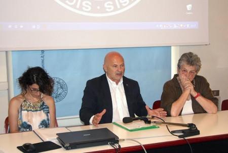 Enrcia Ferrera (Ial Marche) , Giuseppe Spernanzoni e Barbara Pojaghi
