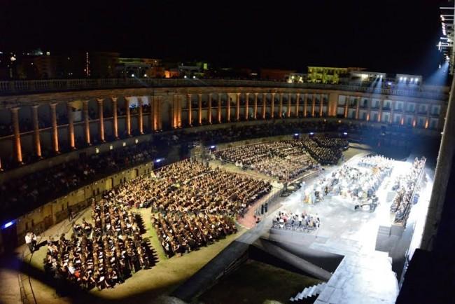 1500 coristi da tutte le Marche hanno invaso lo Sferisterio in occasione dell Nozze d'Oro