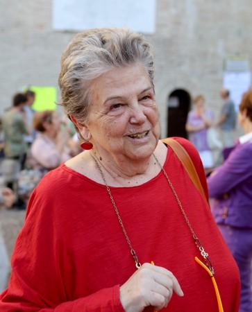 La professoressa Barbara Pojaghi