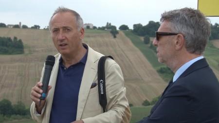 Filippo Saltamartini e Daniele Sparvoli