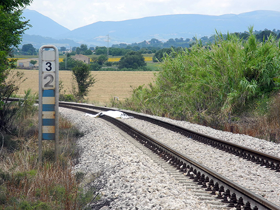 suicidio treno pieve macerata (9)