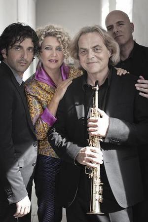 Rosanna Casale e i suoi musicisti