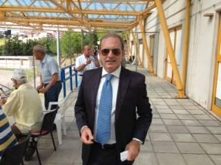 Il dg della Civitanovese Giorgio Bresciani