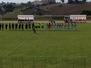 Civitanovese e Castelfidardo schierate in campo