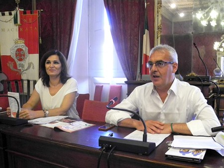 Il sinaco Romano Carancini presenta il programma di San Giuliano