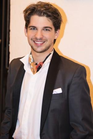 Il conduttore televisivo Jacopo Sorno