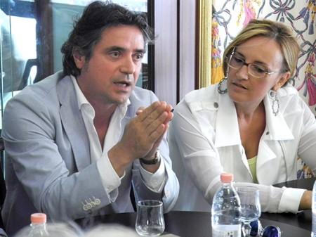 L'intervento del capogruppo in Consiglio Fabio Pistarelli