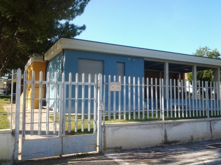 L'asilo Green di Tolentino