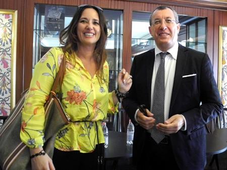 Barbara Cacciolari presente tra il pubblicato con l'avvocato