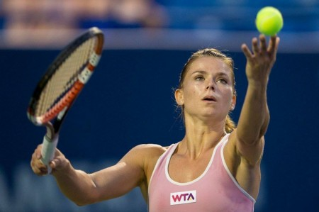 La stella del tennis Camila Giorgi è nata a Macerata