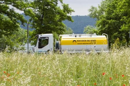 camion raccolta