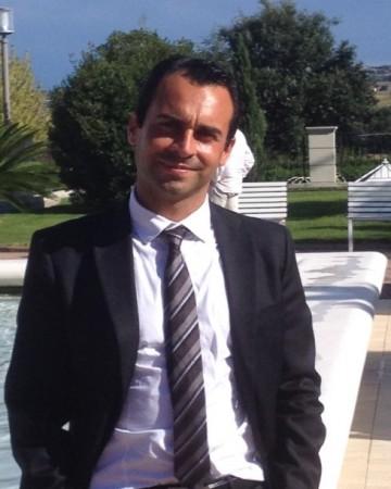 """Il coordinatore di """"Frazioni per Macerata"""" Mattia Orioli"""