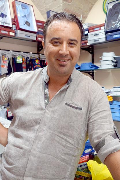 """Emanuele De Felice titolare di """"L'Altro Uomo Camicie"""""""