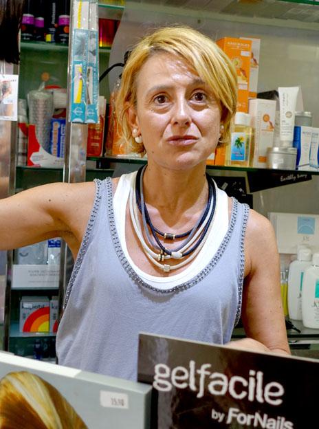 Martina Palmieri di Hair Shop