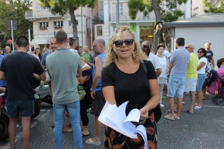Fernanda Recchi (FI) - promotrice della petizione