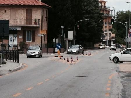 Rotatoria via Velini