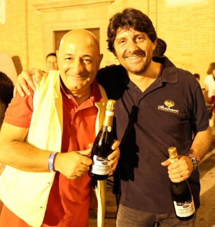 Giudo Picchio e Mauro Quacquarini