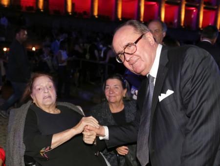 Germano ercoli con Anita Cerquetti