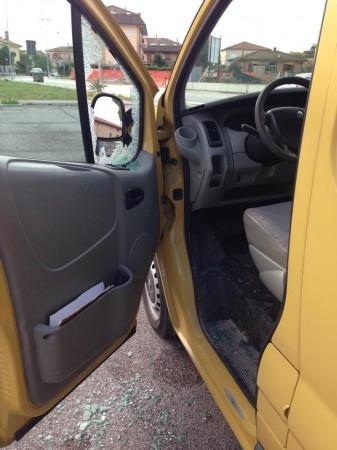 Un altro episodio con furto di attrezzature da lavoro