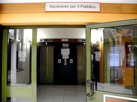 Ascensori non funzionanti Ospedale Macerata (4)