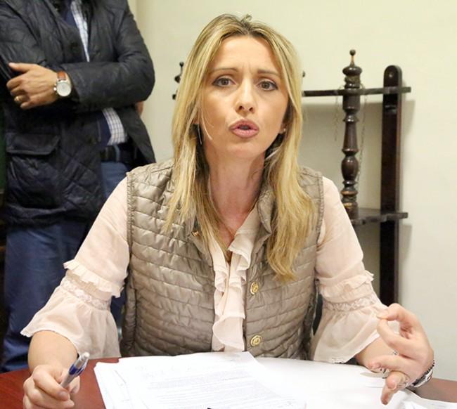 Francesca D'Alessandro, capogruppo di Macerata è nel Cuore