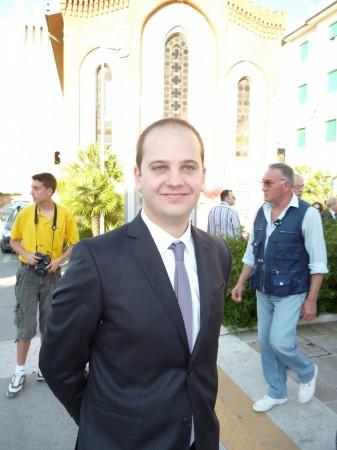 Enrico Garofolo, segretario del Partito Democratico di Potenza Picena