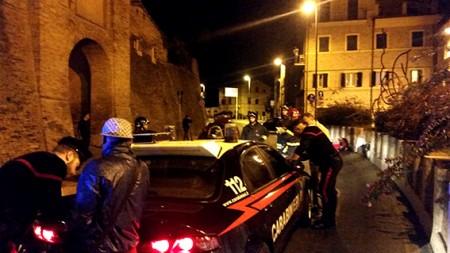 Incidente Porta San Giuliano Macerata (1)