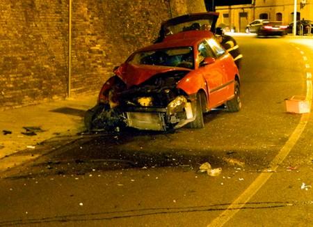 Incidente Porta San Giuliano Macerata (7)