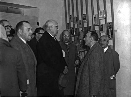 L'inaugurazione del Museo del Risorgimento