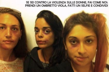 Le ragazze di Over Time appoggiano la campagna di Valentina Lucchetti e postano su Facebook il loro, per così dire, selfie brutto.