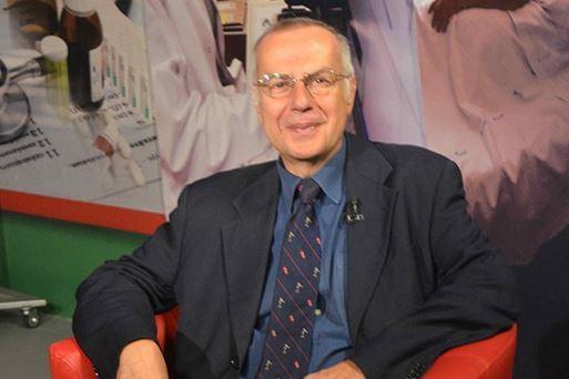 L'epidemiologo Giovanni Rezza dell'Iss