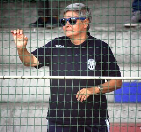 Maria Francesca Tardella al Polisportivo