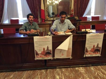 Carlo Massimo Pettinari e Enzo Valentini