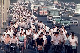 biciclette a Pechino