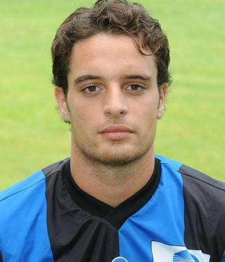 Giacomo Bonaventura con la maglia dell'Atalanta, ormai la sua ex squadra