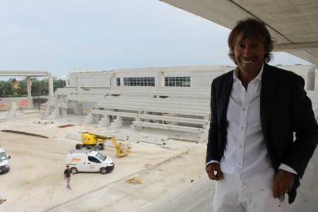 Giuliano Ginnobili, presidente Palace srl